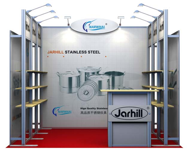 Lightweight Exhibition Booth (AK-3007)