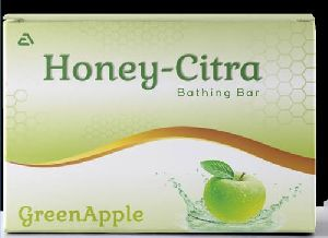 Honey Citra Green Apple Bathing Bar