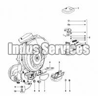 Selector Gearbox Assembly