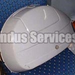 Vespa Side Panel With Toolbox
