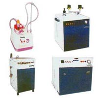 Fully Automatic Diesel Fired Steam Generator