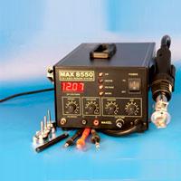 MAX 8550 SMD Rework Station
