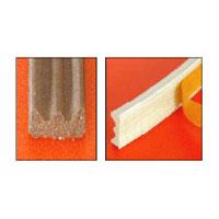 E Profile Rubber Sealing Strips