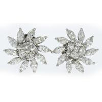 Diamond Earrings (DT-2711)