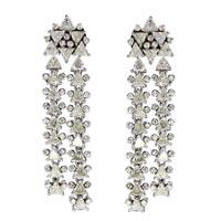 Diamond Earrings (DT-2784)