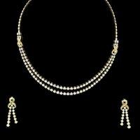 Diamond Necklace Set (DS-2149)