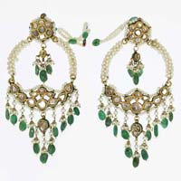 Kundan Polki Earrings