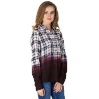 Dyed Checkered Shirts (1604501-4)