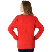 Knitted Cotton Full Sleeve Tops (RN80859-5)