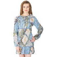 Lace Work Short One Piece Dresses (ED13320VL-2)