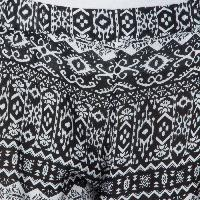 Ladies Border Lace Shorts (5983-6)