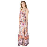 Ladies Printed Gowns (ED12446VZ-2)