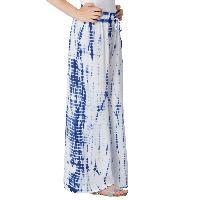 Ladies Tie Dye Trousers (EN70282VL-4)