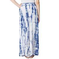 Ladies Tie Dye Trousers (EN70282VL-5)