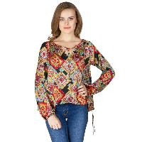 Mirror Embroidered Tops (A2253-2)