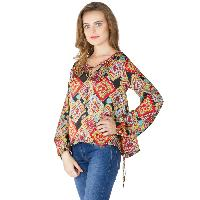Mirror Embroidered Tops (A2253-3)