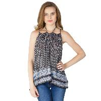 Printed Strappy Tops (2051-2)