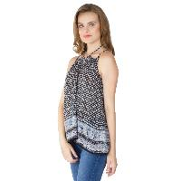 Printed Strappy Tops (2051-3)