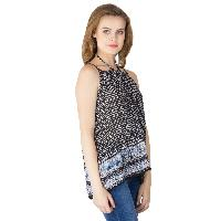 Printed Strappy Tops (2051-4)