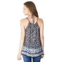 Printed Strappy Tops (2051-5)