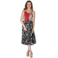 Umbrella Line Skirts (AM640091BL-1)