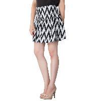 Zebra Print Skirts (AM020516-3)