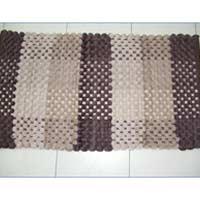 Hosiery-Woven-Handloom Bath Mat 06