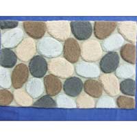 Jute and Bamboo Bath Mat 02