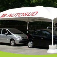 Car Parking Tensile Structure 05
