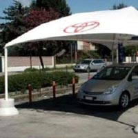 Car Parking Tensile Structure 06