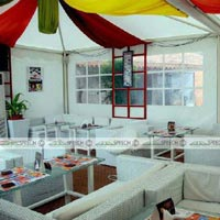 Traditional Indian Tent 03