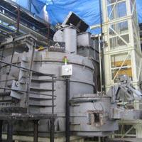 Ahresty Foundry Melting 2000kg