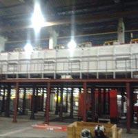 Enkei Aluminum Heat Treatment Furnace