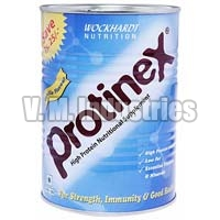 Protein Tin Container