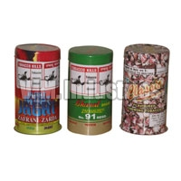 Tobacco Tin Containers 03