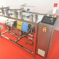 Sample Yarn Dyeing Machine