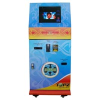 Automatic Smart Card Vending and Recharge Machine 01