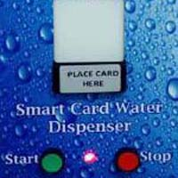 Card Operated Water Vending Machine