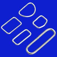 Steel Bag Buckles