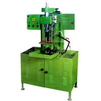 Pitch Control Tapping Machine Single Spindle