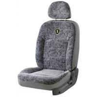 Europa Safari Grey Car Seat Cover