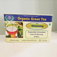 Organic Green Tea for Slimming