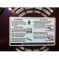 Warning Label 01