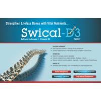 Swical-D3 Tablets