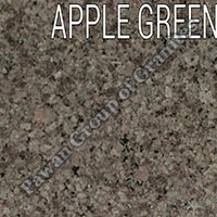 Apple Green Granites