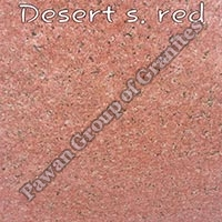 Desert S. Red Granite