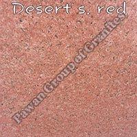 Desert S. Red Granite