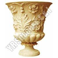 Fiber Flower Pots