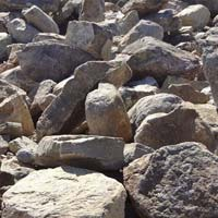 Stone Boulders