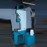 Hydraulic Ceramic Press